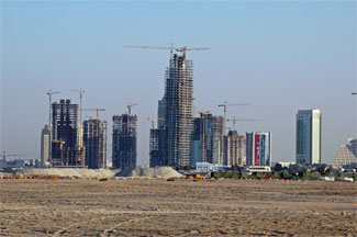 Doha_qatar_construction